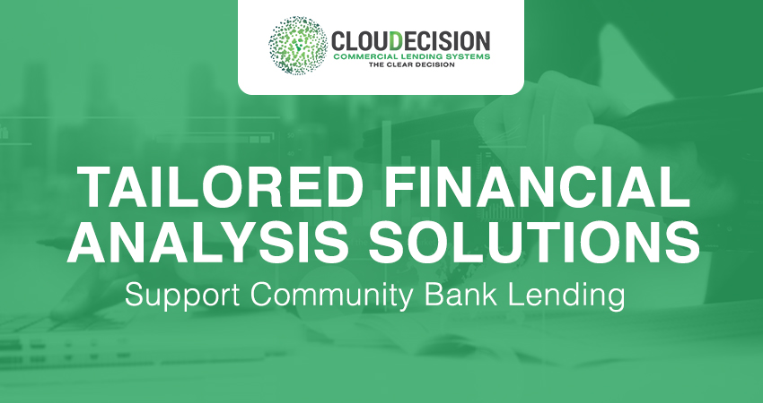 Customizable Lending Software | CLOUDecision